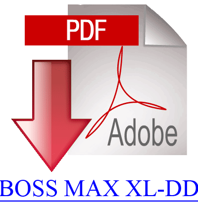 BOSS MAX XL-DD